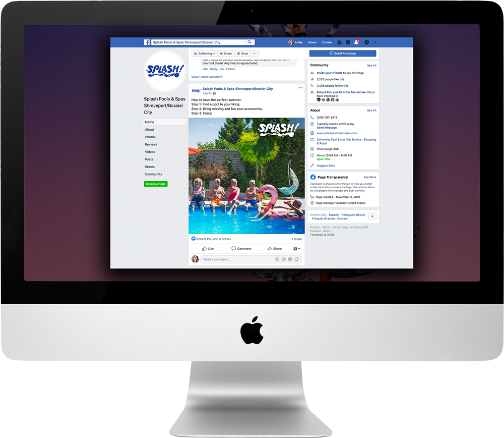 digital media desktop