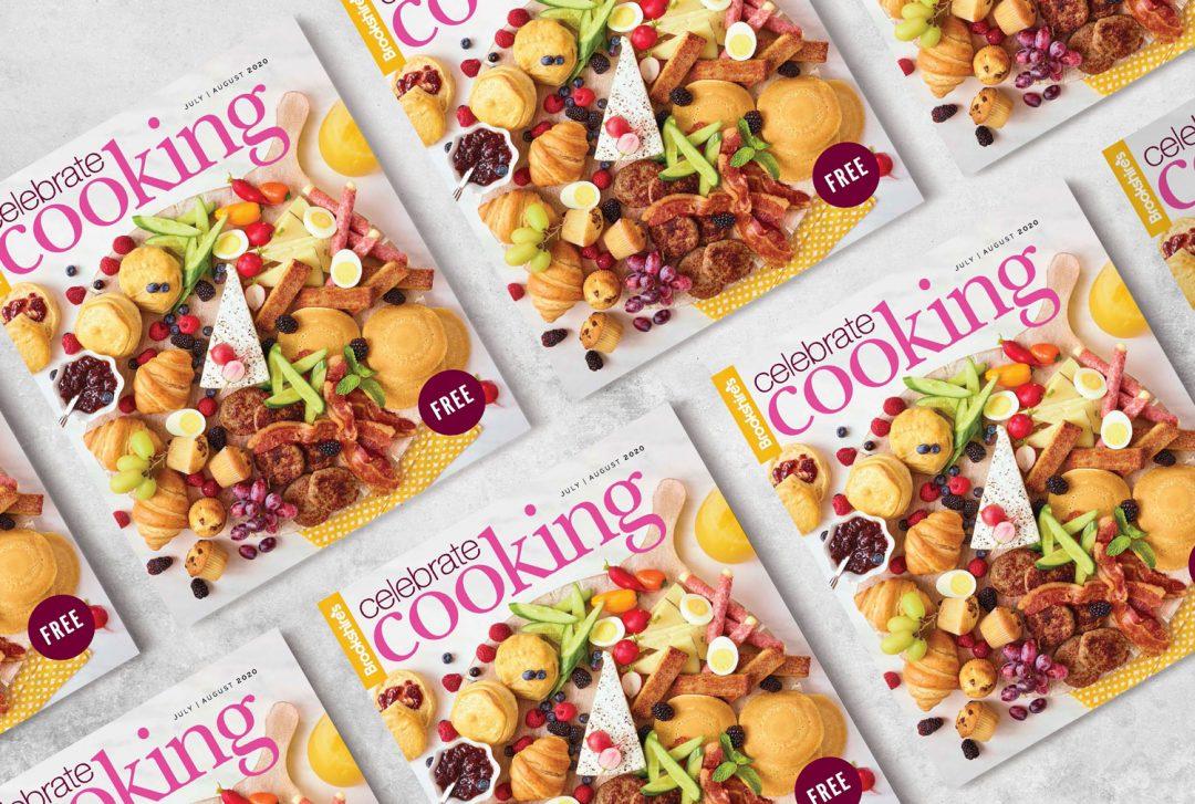 Celebrate Cooking Magazine Summer 2020
