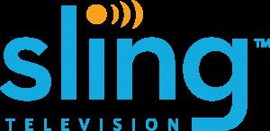 digital media streaming television Sling logo