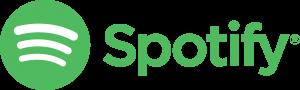 digital media streaming radio Spotify logo