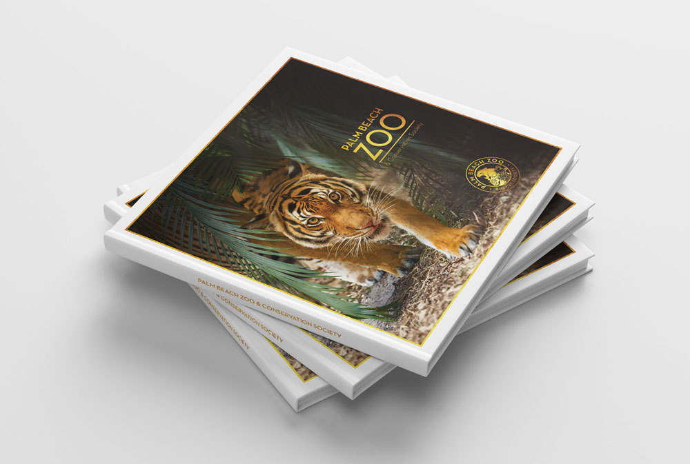 Palm Beach Zoo Book