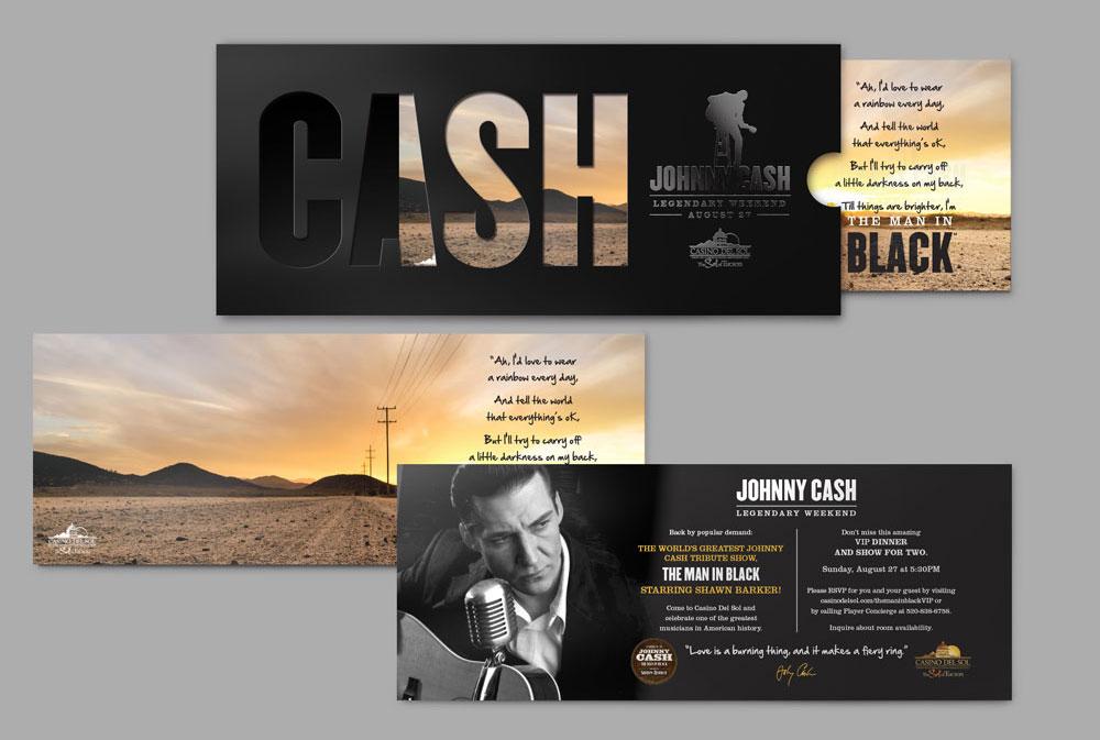 Casino del Sol – Johnny Cash