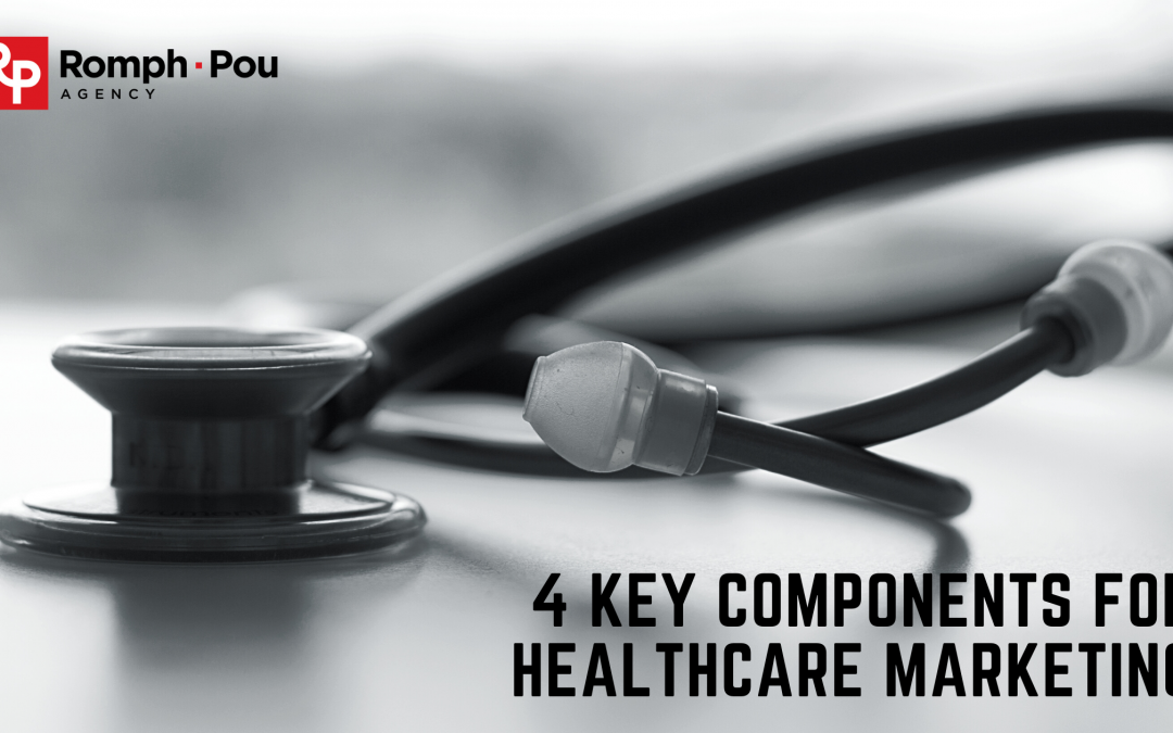 Four Components for Healthcare Marketing