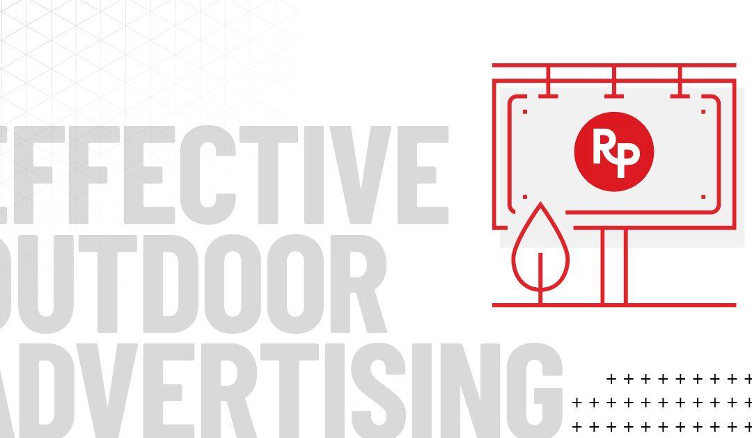 Effective Outdoor Advertising